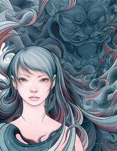 Illustrations by Yuta Onoda