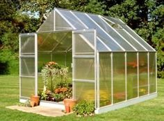 Halls Magnum 108 Greenhouse Green by Halls Greenhouses. $2799.99. An additional 6-inches of height at eaves and ridges. Keep you plants healthy and thriving. The added height makes room for hanging plants. Features durable polycarbonate glazing. Eaves and ridges designed for added strength and room. Halls Magnum 108 Greenhouse Quality Craftsmanship Halls are widely regarded as the world's leading supplier of hobby greenhouses. This premier range from Halls incorporates cast ...