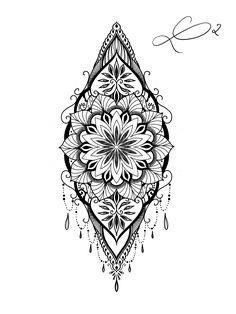Mandala tattoo design Mandala Tattoo Design, Tattoo Designs, Tattoo Art, Phone Wallpapers, Body Painting, Tatoos, Henna, Paisley, My Design
