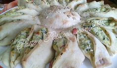 Girasole rustico con ricotta e zucchine