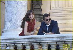 Dakota Johnson & Jamie Dornan Take 'Fifty Shades' to Paris   dakota johnson jamie dornan take fifty shades to paris 25 - Photo