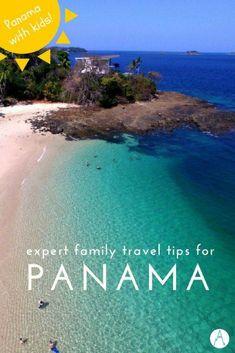 Expert travel tips for a Panama Family Vacation via @farflunglands
