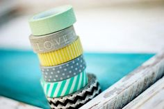 Washi Tape — Maxwell's Daily Find 12.06.12