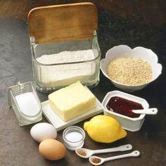Фото к рецепту: Линцский торт