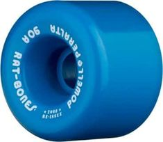 Buy Powell Peralta Rat Bones Wheels at the longboard shop in The Hague, Netherlands Color Blue Skateboard Parts, Skateboard Wheels, Skate Wheels, George Powell, Stacy Peralta, Longboard Shop, Skateboard Companies, Skate Street, Cool Skateboards