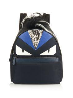 Bag Bugs nylon backpack   Fendi   MATCHESFASHION.COM Bag Bugs Fendi, Sacs À 0b5cdc54b02