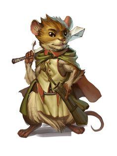 Redwall Races - Mouse by chichapie.deviantart.com on @deviantART