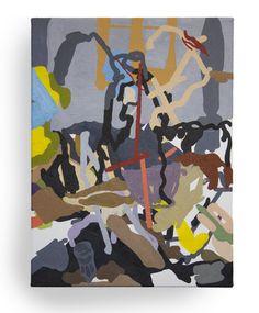 Banou, 2013.  Oil on canvas.  30 x 40cm