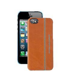 Piquadro hoesje voor iPhone 5: Bijna beschikbaar....  Of toch een andere kleur?