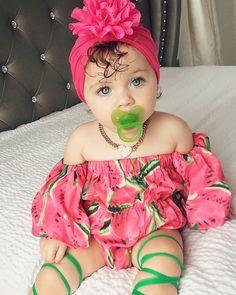 Charlie- 2 y/o Cute Mixed Babies, Cute Black Babies, Cute Little Baby, Cute Kids Fashion, Baby Girl Fashion, Cute Baby Girl Outfits, Kids Outfits, Beautiful Children, Beautiful Babies