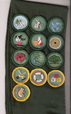 1960s Merit Badges, $20   33 Truly Awesome Vintage Girl Scouts Treasures