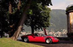 1968 Tipo 33 Stradale