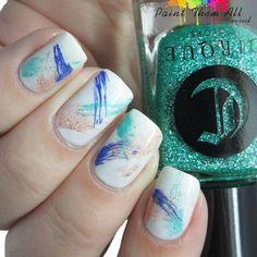 WEBSTA @ paint_them_all - Currently on my nails: @essiepolish Marshmallow and dry brush strokes using @cirquecolors #Paraiba, #Morganite and #Tanzanite ❤#essie #essielove #essielook #cirquecolors #nails #nailartaddicts #nailpolish #nailstagram #notd #ig_israel #naillove #nailart #nailru #nailartwow #nailsofinstagram #simplynotlogical #looknaildecor #naildecor #naildesign #nailswag #prettynails #nailpromote #featuremynails #nails2inspire #тегсообществанейлру #тегсообществанейлру2016…