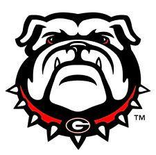 uga bulldog stencil - Google Search