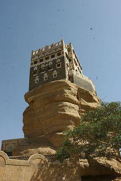 Dar al-Hajar (Rock Palace) - Yemen