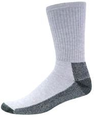 Industrial Strength Crew Socks, Big & Tall, 3-Pack | Socks | Dickies.com