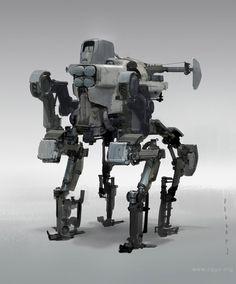 50个机械装甲兵器 - cggo cg谷