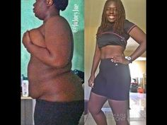 Amazing 96 Pound Weight Loss Transformation! (Before & After) - YouTube