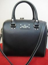 NWT KATE SPADE WELLESLEY ALESSA CONVERTIBLE SATCHEL BAG