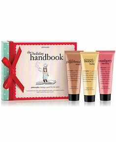 philosophy holiday handbook hand cream trio - GIFTS & VALUE SETS - Beauty - Macy's