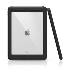 Waterproof Catalyst Case for iPad Pro This exceptional case protects your device from everything from your mundane everyday coffee spills, unplanned trips in the rain, dusty worksites to any of life's messy adventures. Catalyst Case, Ipad Pro 12 9, Apple Ipad, Ipad Case, Trips, Rain, Iphone, Coffee, Traveling