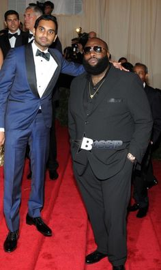 Aziz & Rick Ross