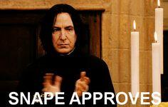Ils détestent quand vous criez «10 points pour Gryffondor!» à chaque fois qu'ils vous impressionnent au lit. | 34 motifs de rupture pour tout fan de «Harry Potter»