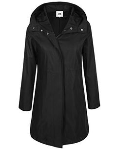 Do you think I should buy it? Coats For Women, Jackets For Women, Hooded Trench Coat, Cool Jackets, Mens Clothing Styles, Mantel, Casual Outfits, Leather Jacket, Long Sleeve