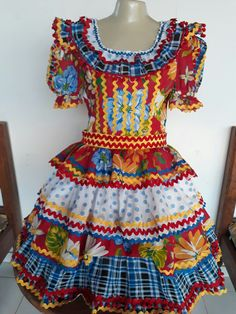 Kids Outfits Girls, Girl Outfits, Modelos Plus Size, Kids Wear, Cute Girls, Summer Dresses, How To Wear, Clothes, Fashion