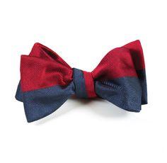 Woven Italian silk Self-tie Italy Manufactured since 1990Gene Meyer exclusive design