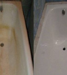 fürdőkád tisztítása trükk Cleaning Hacks, Diy And Crafts, Household, Bathtub, Bathroom, Tips, Standing Bath, Washroom, Bathtubs