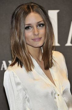 The Olivia Palermo Lookbook : Olivia Palermo's Hairstyles