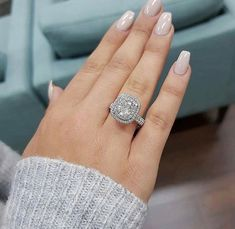 Partnerring Sterling Silber Zirkonia To Have A Long Historical Standing Verlobungsring Imported From Abroad Damen Ring