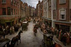 "Roman Polanski's ""Oliver Twist"" premieres in Prague Victorian London, Victorian Era, Vintage London, London Street, London City, Little Dorrit, Enola Holmes, Walks In London, Oliver Twist"