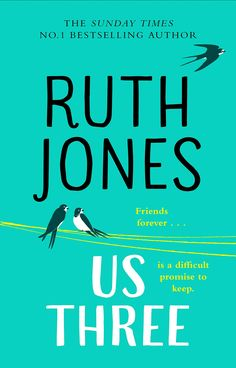 Thanks to Transworld and NetGalley for letting me read an advance copy of Us Three by Ruth Jones. I'm normally v bitter about famous people writing novels – I think it comes from wantin…