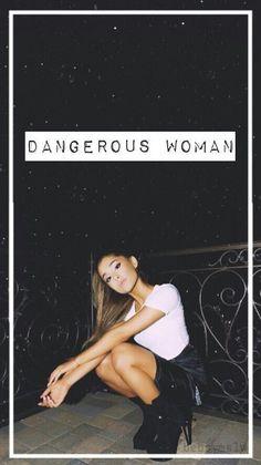 "Ariana Grande is a ""dangerous women"" Ariana Grande Songs, Ariana Grande Outfits, Ariana Grande Pictures, Justin Bieber, Selena, Ariana Grande Dangerous, Photo Star, Dangerous Woman Tour, Ariana Grande Wallpaper"