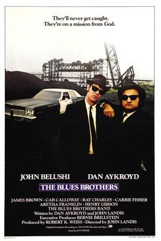 Cinemark Classic Series - The Blues Brothers - 5.17 and 5.20 only