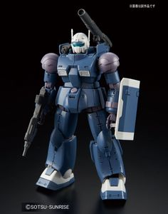 HGGTO 1/144 GUNCANNON EARLY TYPE (鉄騎兵中隊機): Just Added No.4 Big Size Official Images, Info release http://www.gunjap.net/site/?p=309951