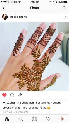 #Gorgeous #henna #lal_hatheli ❤️ #mehndi #pattern #bridalhenna #bridalmehndi #mehendi #mehandi #heena #hennadesign #hennapattern #tribalhenna #casualhenna #temporarytattoo #hennatattoo #tattoo #tat #partyhenna #indianbride #pakistanibride Hena Designs, Unique Mehndi Designs, Henna Designs Easy, Beautiful Henna Designs, Beautiful Mehndi, Latest Mehndi Designs, Henna Tattoo Designs, Bridal Mehndi Designs, Henne Tattoo