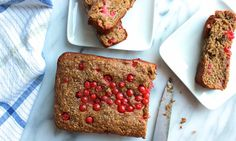 The Wheat Even Gluten Sensitive People Can Eat and a banana bread recipe using it. Gluten Free Breakfasts, Gluten Free Desserts, Gluten Free Recipes, Vegan Recipes, Cooking Recipes, Banting Recipes, Healthy Treats, Healthy Desserts, Delicious Desserts