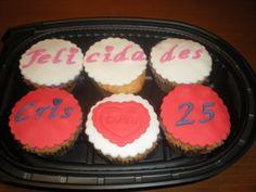 Un dulce detalle para el cumpleaños de su novia!!