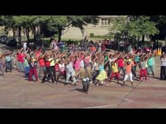 "Hezekiah Walker New Video ""Every Praise"" - YouTube  This is the updated, Praise Dance Flash Mob version, done in October 2013. Oh what fun they must have had ☺♫☺♫"