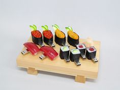 For Sushi Lovers! USBs.