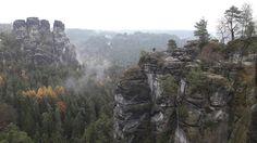 Bastei, sächsische Schweiz