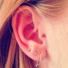 Cassi Lopez #piercings #earpiercings