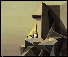 Kay Sage - 1944 - From Another Approach