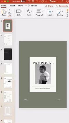 Graph Design, Layout Design, Web Design, Business Proposal Template, Proposal Templates, Powerpoint Design Templates, Keynote Template, Graphic Design Lessons, Presentation Layout