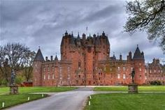 Scotland's haunted castles