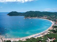Marina di Campo #Spiaggia Isola d'Elba