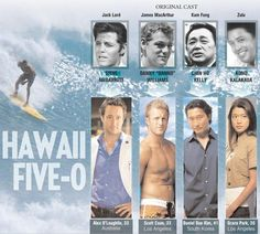 Hawaii 5-0 ♥ da new ones
